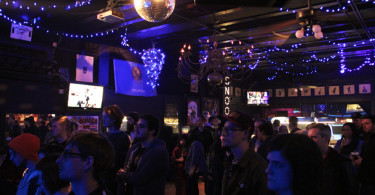 Blue Note crowd