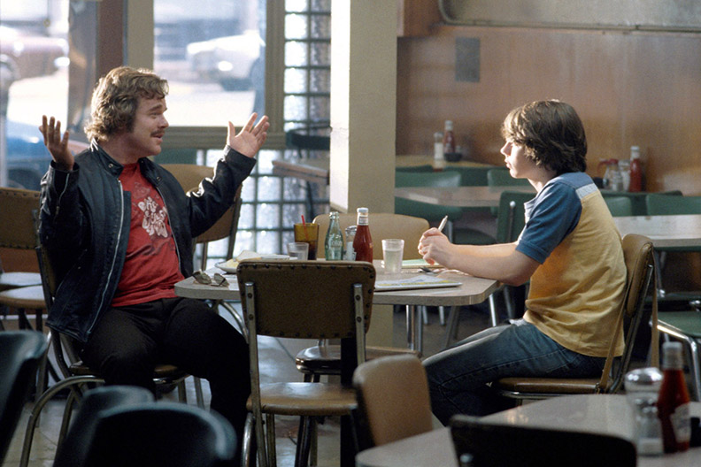 ALMOST FAMOUS HOFFMAN
