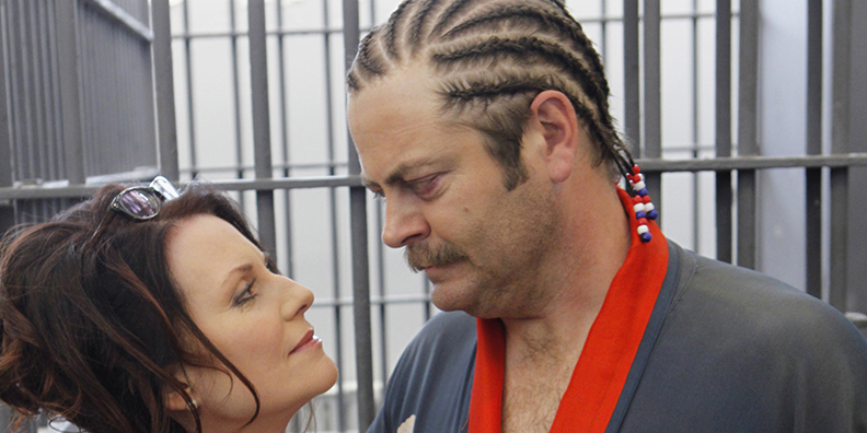 Chevrolet Okc Nick Offerman and Megan Mullally bring their Summer of 69 tour to ...