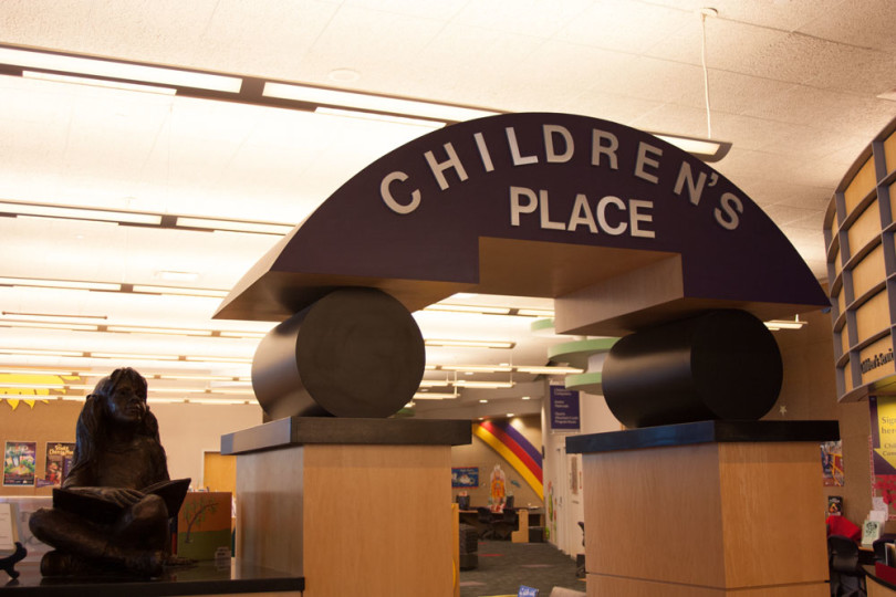 downtownlibrarychildrensplace