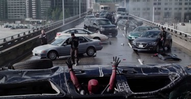 'Deadpool' Trailer Screenshot
